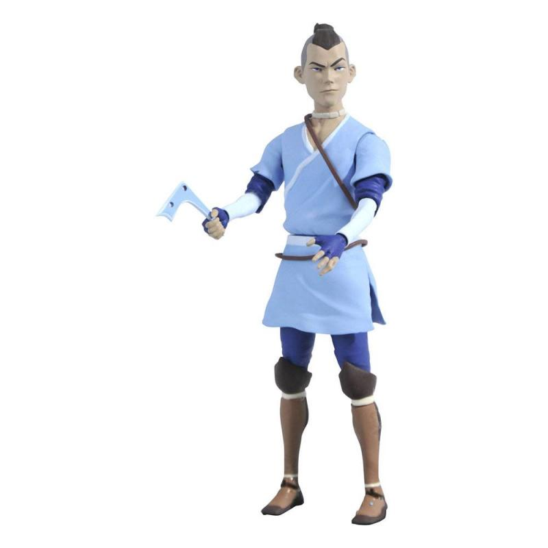 Avatar The Last Airbender Select Action Figure Series 4 Sokka 18 cm