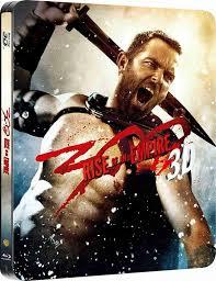 300: Rise of an Empire 3D Blu-Ray Steelbook
