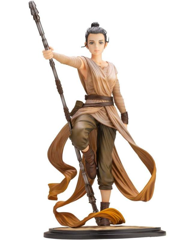 Star Wars Episode VII: Rey Descendant of Light - ARTFX PVC Statue 1/7 - Kotobukiya