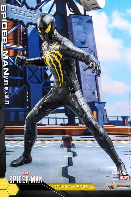 Marvel's Spider-Man: Spider-Man Deluxe - Figure 1/6 - Hot Toys