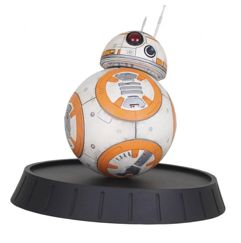 Star Wars Movie Milestones Statue 1/6 The Force Awakens BB-8 15 cm