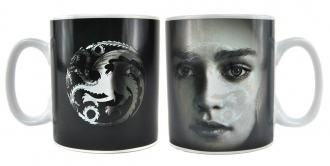 Game of Thrones Heat Change Mug Daenerys