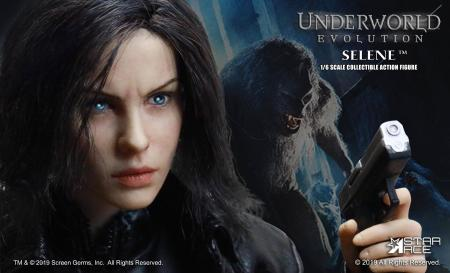 Underworld Evolution My Favourite Movie Action Figure 1/6 Selene Blue Eye Ver. 29 cm
