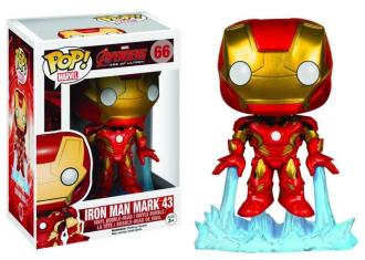Avengers Age of Ultron POP! Vinyl Bobble-Head Iron Man
