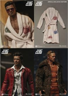 Fight Club Figure 2-Pack 1/6 Tyler Durden (Brad Pitt)