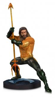Aquaman Movie Statue Aquaman 30 cm
