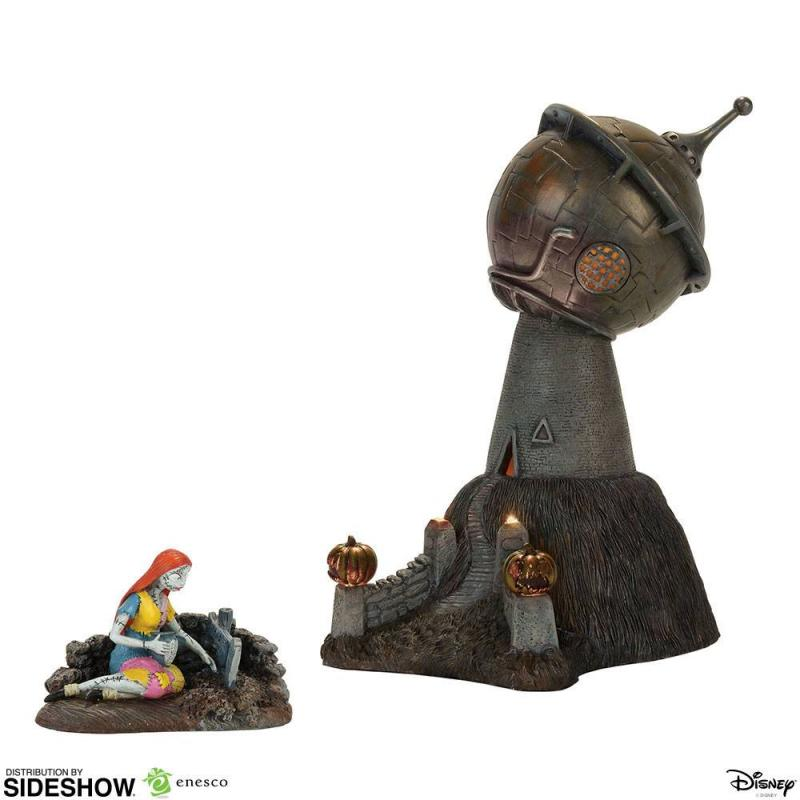 Nightmare Before Christmas: Dr. Finkelstein's Observatory - Statue 25 cm - Enesco