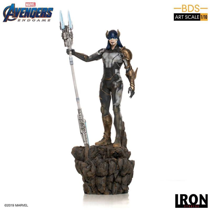Avengers: Endgame BDS Art Scale Statue 1/10 Proxima Midnight Black Order 32 cm