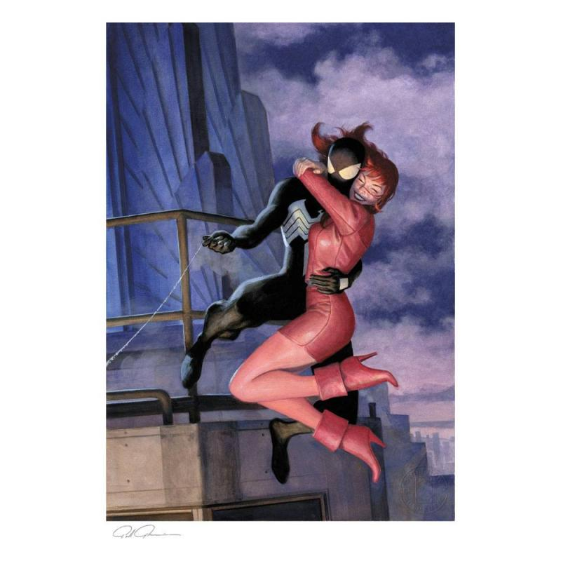 Marvel Art Print The Amazing Spider-Man #638: One Moment In Time 46 x 61 cm - unframed