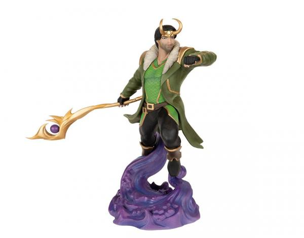 Marvel Contest Of Champions: Loki 1/10 PVC Statue - Pop Culture Shock