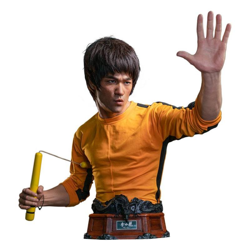 Game of Death: Bruce Lee - Life-Size Bust 75 cm - Infinity Studio