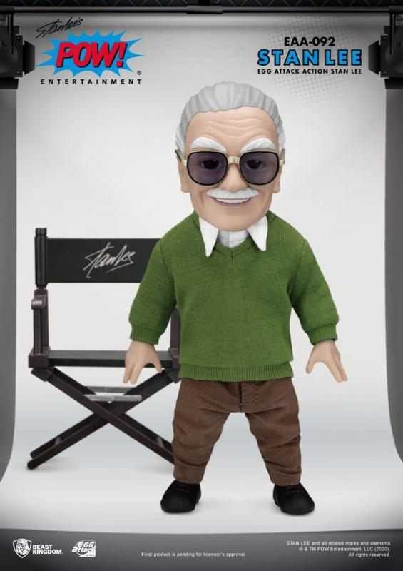 Stan Lee - Egg Figure16 cm - Beast Kingdom