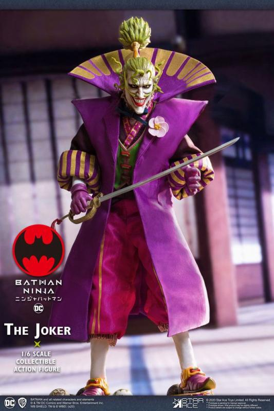 Batman Ninja: The Joker 1/6 Action Figure - Star Ace Toys