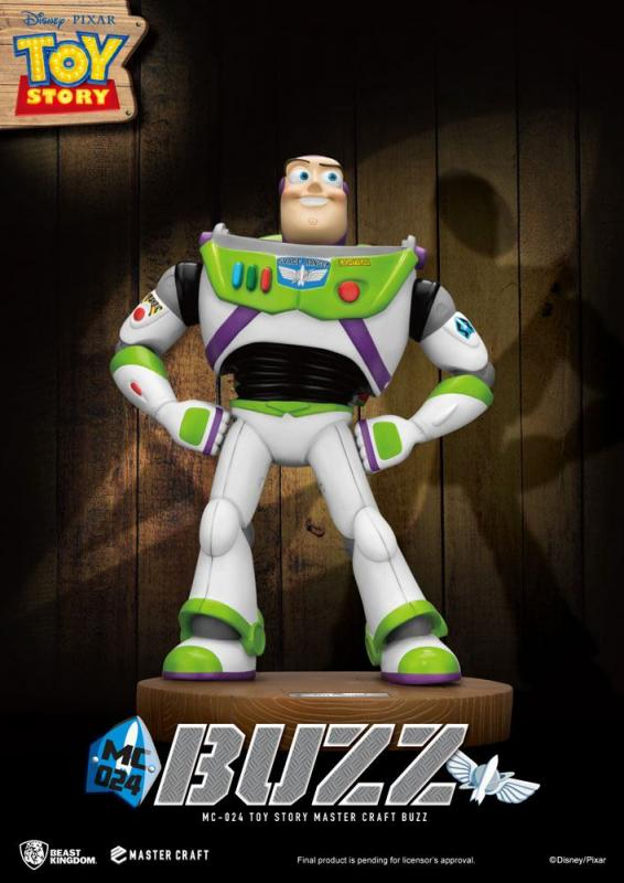 Toy Story: Buzz Lightyear 38 cm Statue - Beast Kingdom Toys
