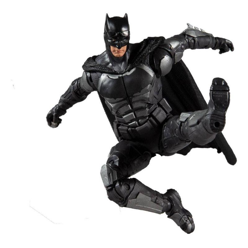 DC Justice League: Batman 18 cm Movie Action Figure - McFarlane Toys
