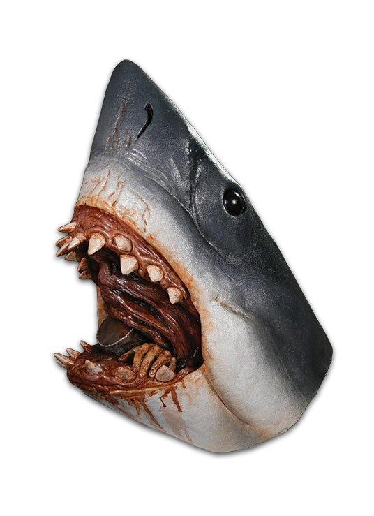 Jaws: Bruce the Shark - Latex Mask - Trick Or Treat Studios