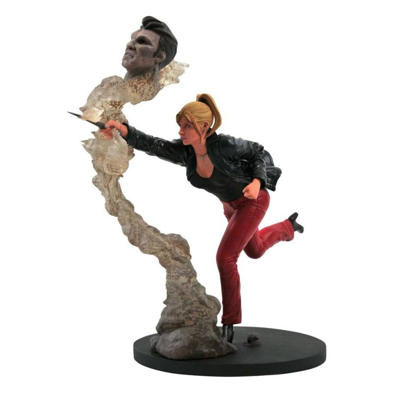 Buffy the Vampire Slayer Gallery PVC Statue Buffy Summers 23 cm