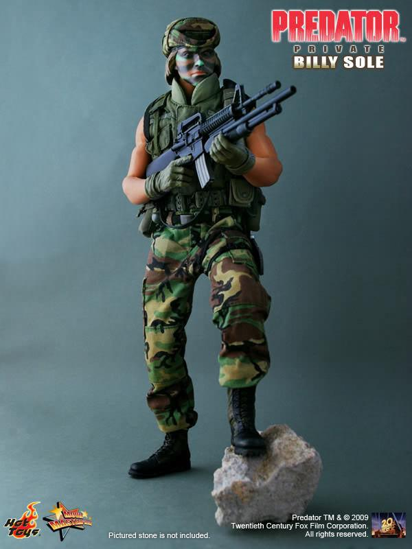The Private Billy Sole 1/6 Figure