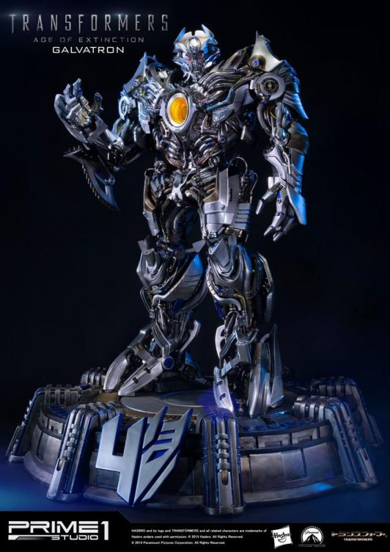 Transformers Age of Extinction: Galvatron EX Version - Statue 77 cm - Prime 1 Studio