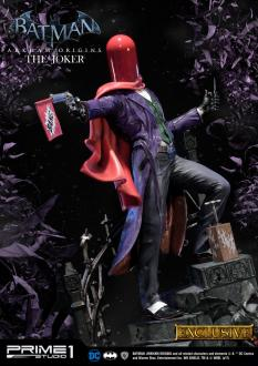 Batman Arkham Origins Statue The Joker 86 cm Exclusive
