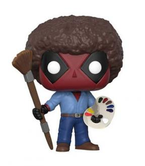 Deadpool Parody POP! Marvel Vinyl Figure Deadpool 70s with Afro 9 cm