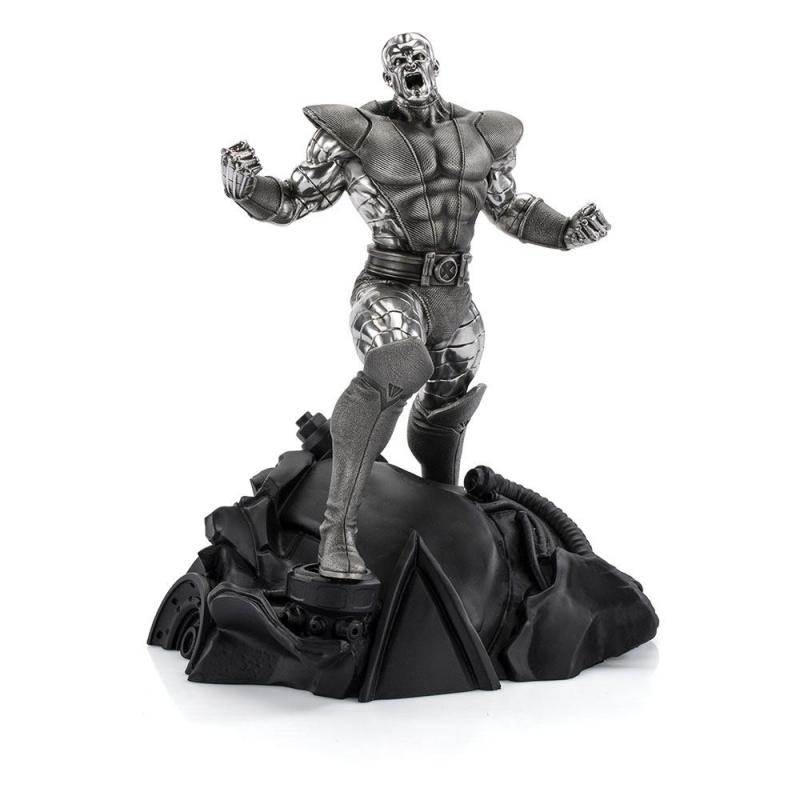 Marvel Pewter Collectible Statue Colossus Victorious Limited Edition 28 cm