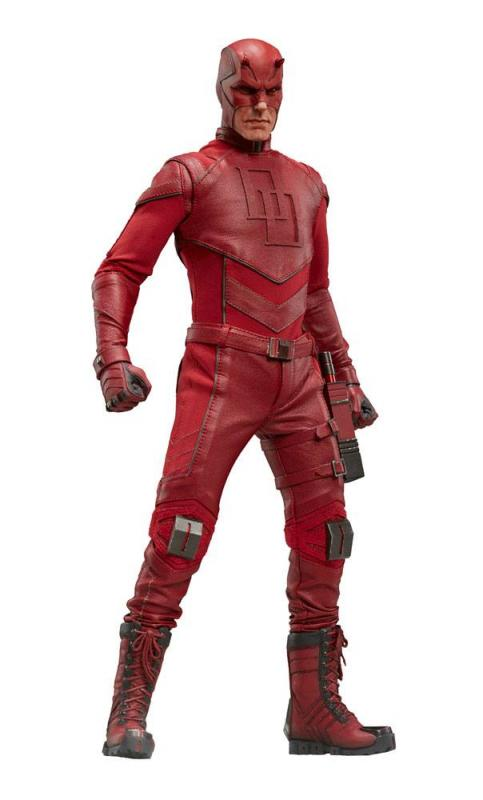 Marvel Comics: Daredevil - Figure 1/6 - Sideshow
