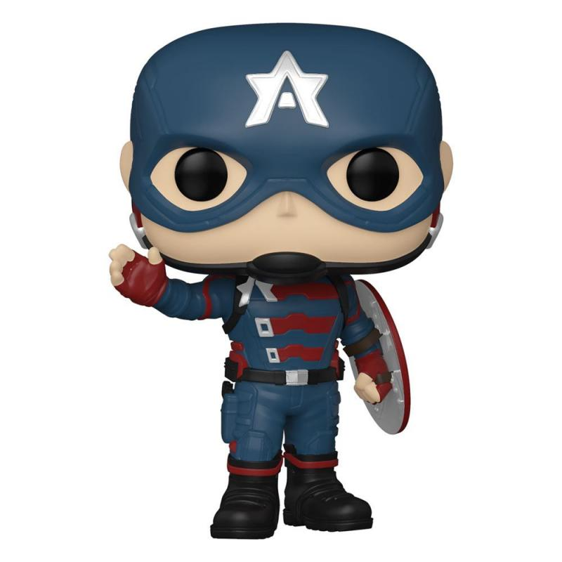 The Falcon and the Winter Soldier: Captain America 9 cm POP! Vinyl Figure - Funko