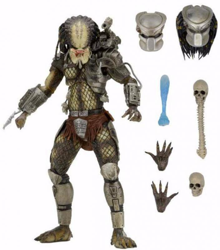 Predator Action Figure Ultimate Jungle Hunter 18 cm
