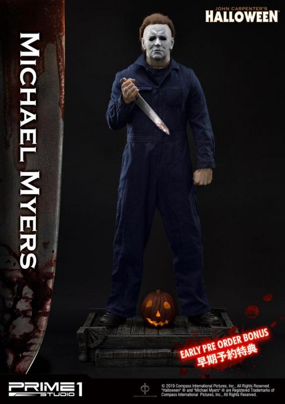 Halloween: Michael Myers Bonus Version - Statue 1/2 - Prime 1 Studio