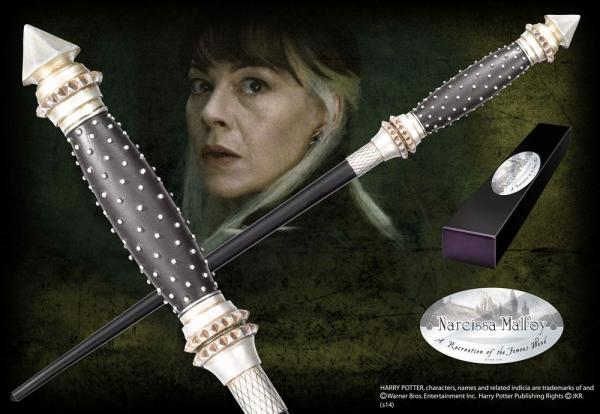 Harry Potter Wand Narcissa Malfoy (Character-Edition) - Noble Collection