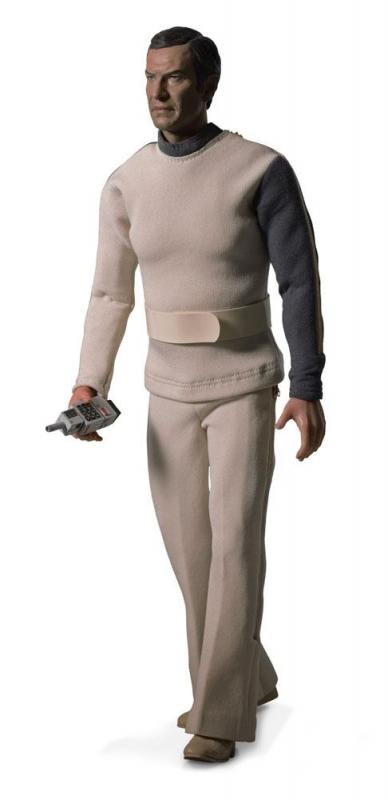Space: 1999: Commander John Koenig 1/6 Action Figure - Big Chief Studios