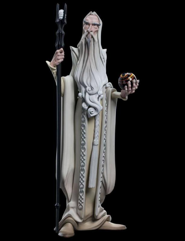 Lord of the Rings: Saruman - Mini Epics Vinyl Figure 17 cm - Weta