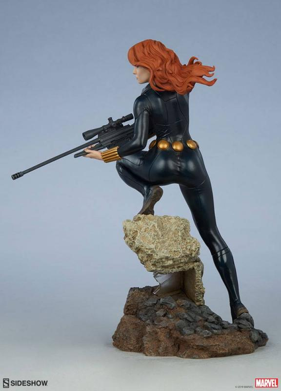 Avengers Assemble Statue 1/5 Black Widow 37 cm
