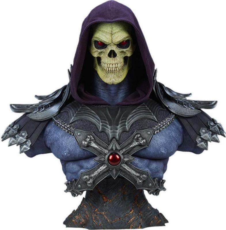 Masters of the Universe: Skeletor Legends 1/1 Bust - Tweeterheads