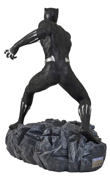 Black Panther: Black Panther - Life-Size Statue 175 cm - Muckle Mannequins