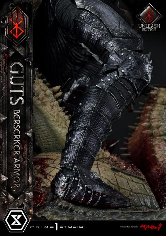 Guts Berserker Armor 1/4 Statue  Unleash Edition - Prime 1 Studio