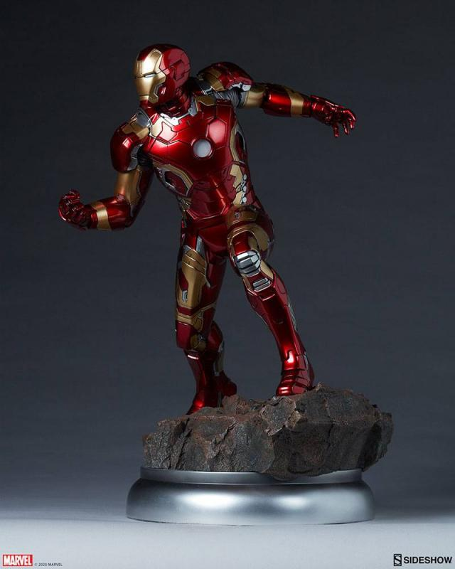 Avengers Age of Ultron Maquette 1/4 Iron Man Mark XLIII 51 cm