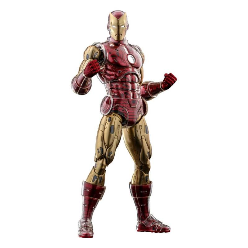 Marvel: Iron Man (The Origins Collection) 1/6 Comic Masterpiece Action Figure - Hot Toys