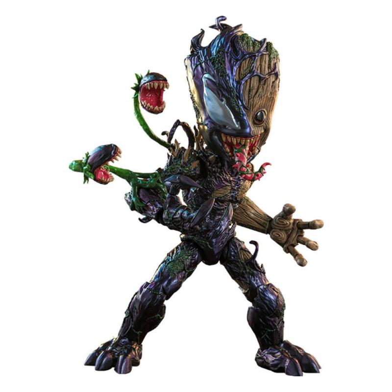 Marvel's Spider-Man: Venomized Groot -  Venom Artist Collection - Figure 1/6 - Hot Toys