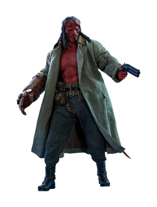 Hellboy Movie Masterpiece Action Figure 1/6 Hellboy 32 cm