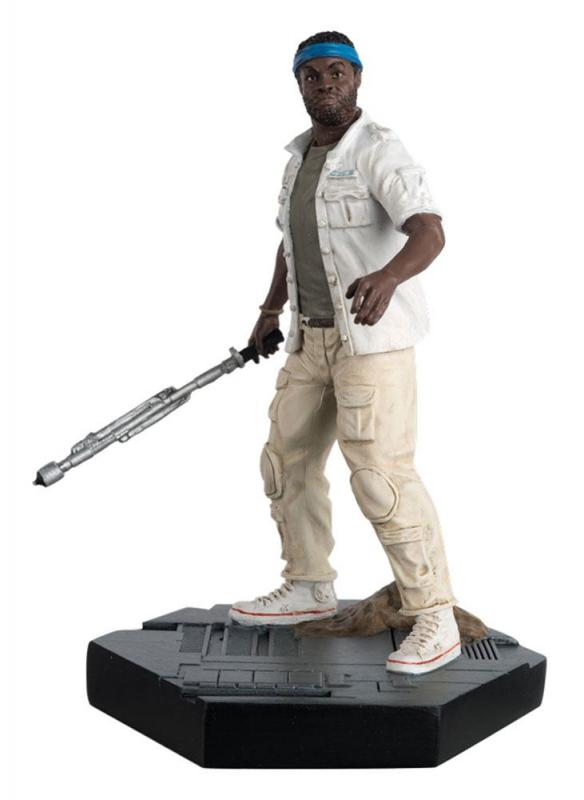 The Alien & Predator: Parker (Alien) 13 cm Figurine - Eaglemoss
