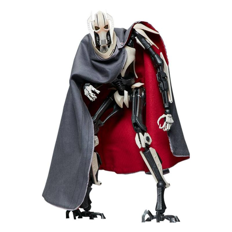 Star Wars: General Grievous 1/6 Action Figure - Sideshow Collectibles