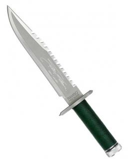Rambo First Blood Replica 1/1 Knife Stallone Signature