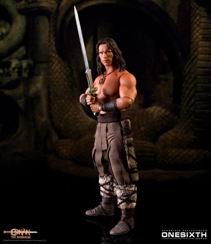 Conan the Barbarian Action Figure 1/6 Conan 30 cm