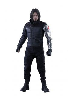 Captain America Civil War 1/6 Winter Soldier 31 cm