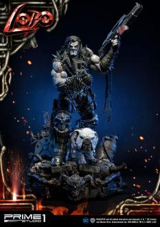 Injustice Gods Among Us: Lobo - Statue 1/3 - Prime 1 Studio