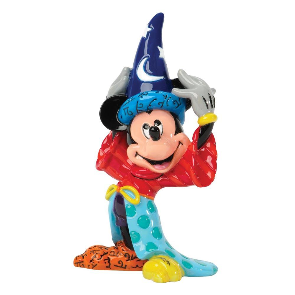 Britto Sorcerer Mickey Mouse Mini Figurine 9,5 cm