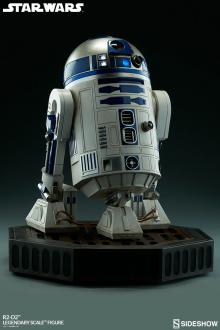 Star Wars Legendary Scale Statue 1/2 R2-D2 56 cm