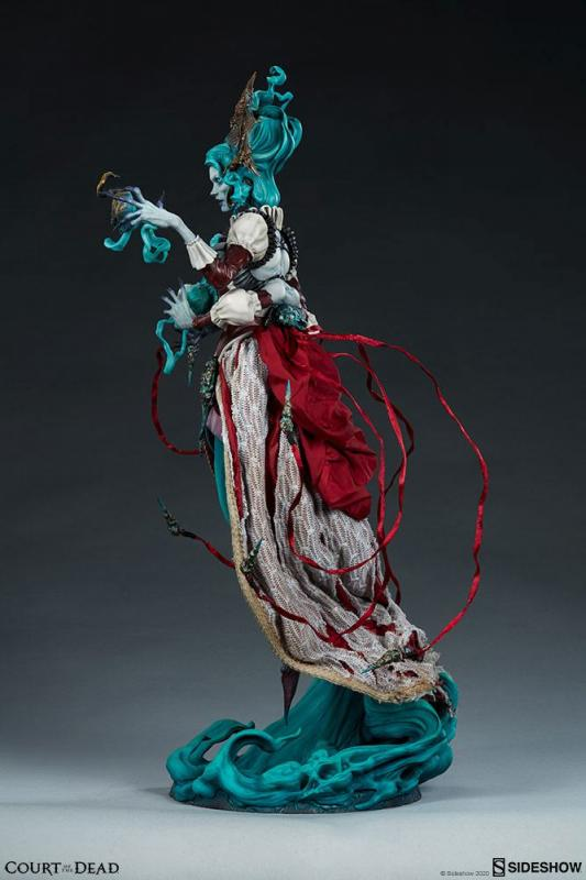 Court of the Dead: Figure Ellianastis: The Great Oracle - Premium Format - Sideshow